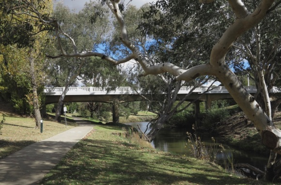 Boorowa bridge.